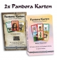 "Preview: Pandora Karten ""60er + Traumwelt"""