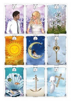 Traumwelt Lenormand